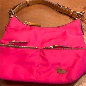 Dooney & Bourke pink purse